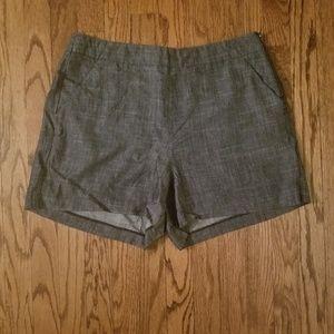 Level 99 side zip shorts